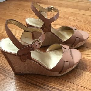 Ivanka Trump Hollyann Wedges